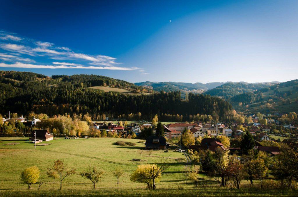 Městys Nový Hrozenkov