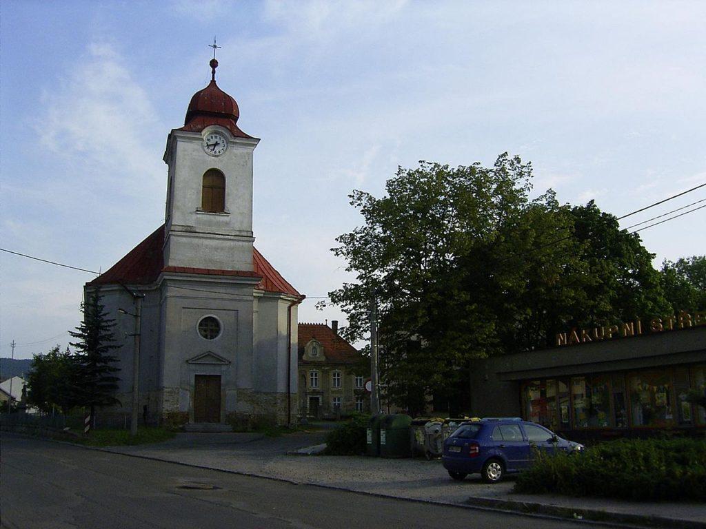 Obec Branky