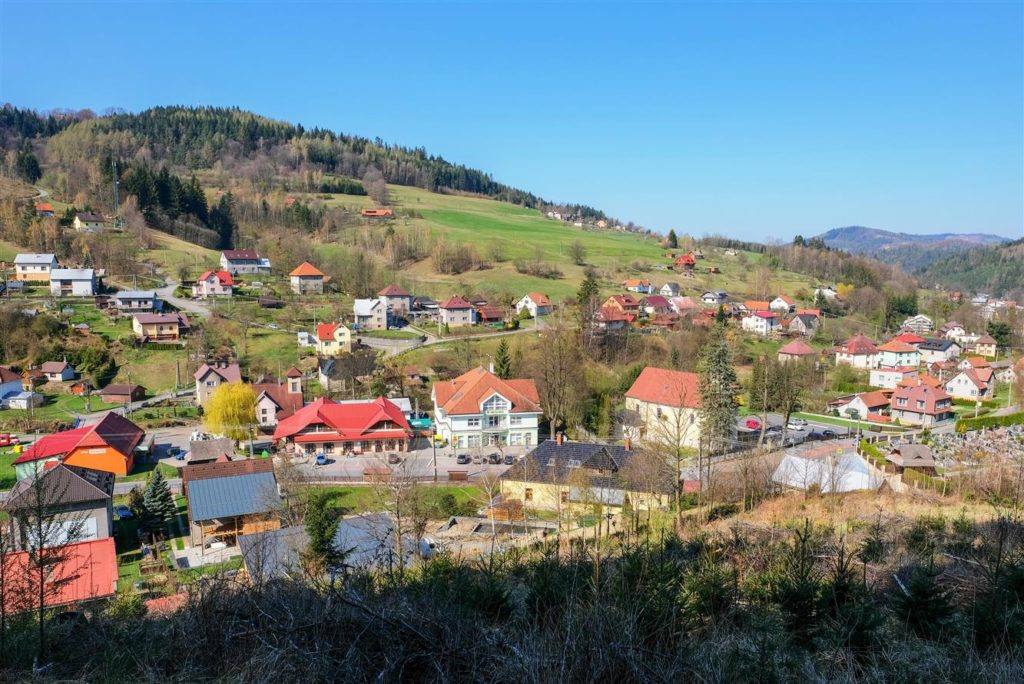 Obec Valašská Bystřice