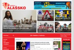 Náhled webu regionvalassko.cz 2019